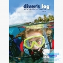 PADI Divers Log German